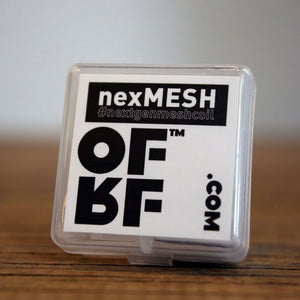 ofrf nexmesh replacement mesh coils high wattage fantastic flavour