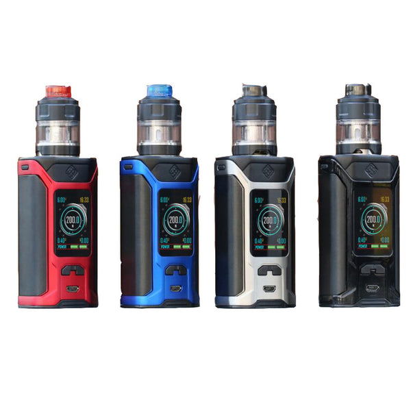 Wismec Sinuous Ravage 230w Starter Kit - Vape Gold Coast