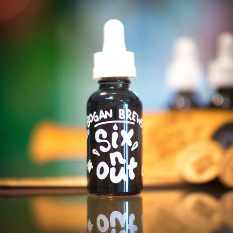 Bogan Brews - Six'n'Out - Vape Gold Coast