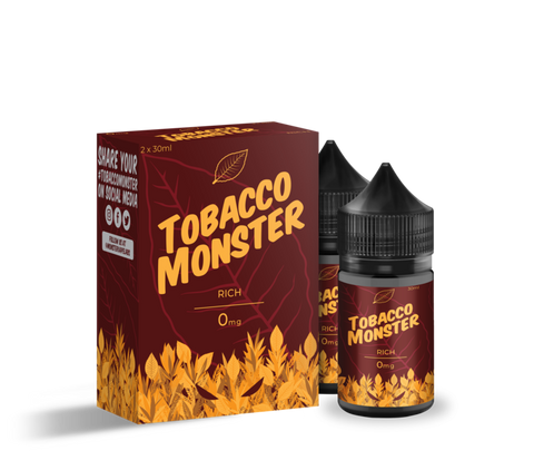 Tobacco Monster - Rich (Tobacco)