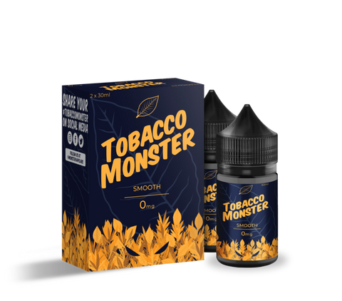 Tobacco Monster - Smooth (Tobacco)
