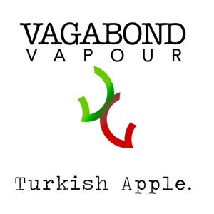 Vagabond Vapour - Turkish Apple (Minty Apple) - Vape Gold Coast