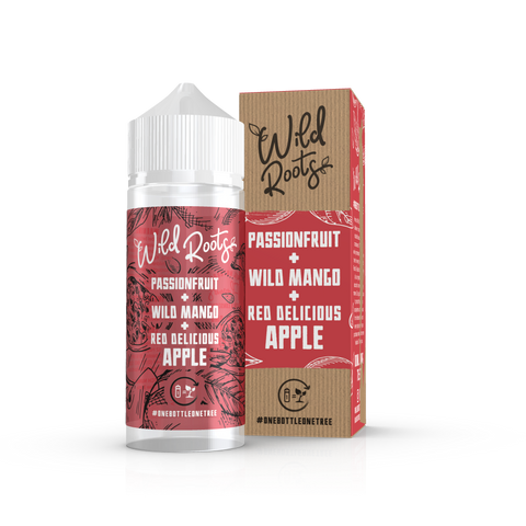 Wild Roots - Passionfruit/Wild Mango/Red Apple
