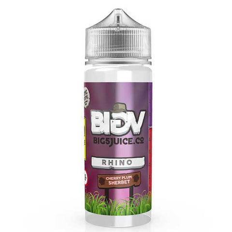 BIG 5 Juice Co - Rhino - Vape Gold Coast