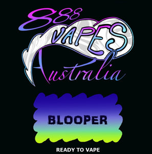 888Vapes - Blooper - Vape Gold Coast