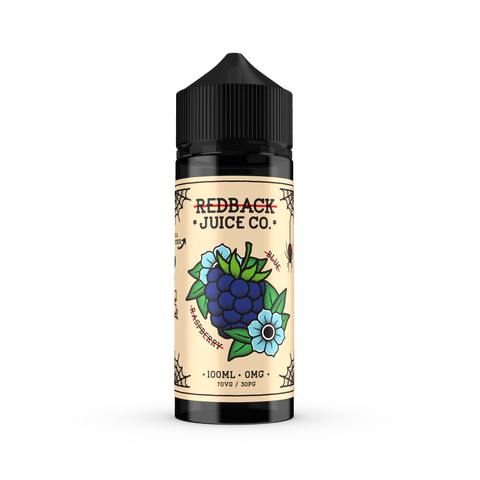 Redback Juice Co. - Blue Raspberry