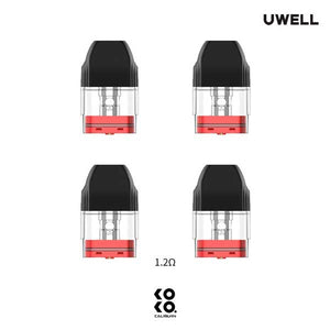Uwell Caliburn Koko Replacement Pods