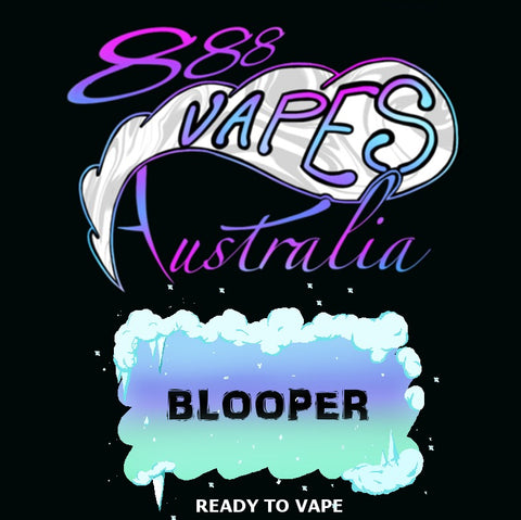 chilld blooper 888 vapes australia ejuice vape