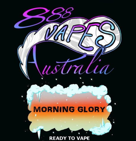 888Vapes - Chill'd Morning Glory - Vape Gold Coast