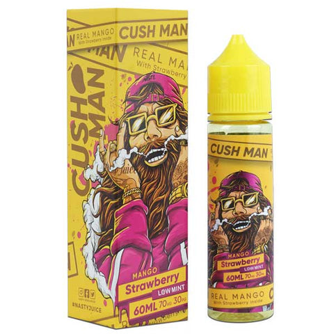 Nasty Juice - Cushman Strawberry