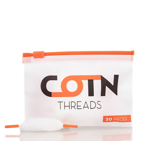 COTN cotton threads australia easy rewicking fast soaking wick vape gold coast