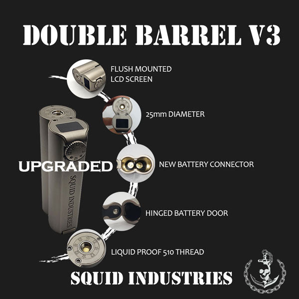 Squid Industries - Double Barrel v3