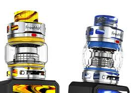Freemax Fireluke Mesh 3 Subtank assorted colours
