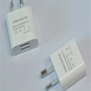 2 Amp Dual USB Outlet WALL ADAPTER - Plug - Power Supply