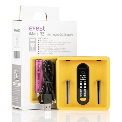 Efest iMate R2 Charger
