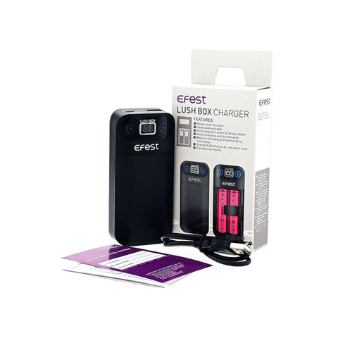 Efest Lush Box Charger/Power Bank