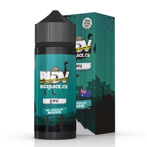 BIG 5 Juice Co - Emu - Vape Gold Coast