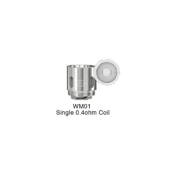 Wismec Gnome Tank WM Series Replacement Coils - Vape Gold Coast