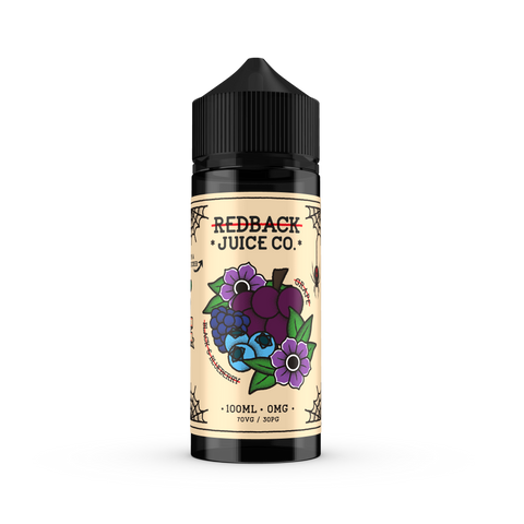 Redback Juice Co. - Grape, Black & Blueberry