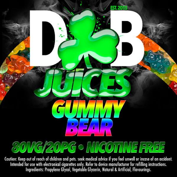 Bubblegum / Gum / Gummy E-Liquid