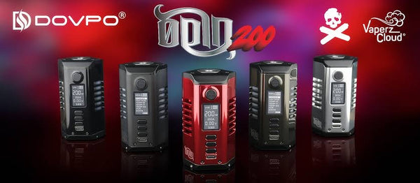 Odin 200 - Vaperz Cloud - Vaping Bogan - DOVPO