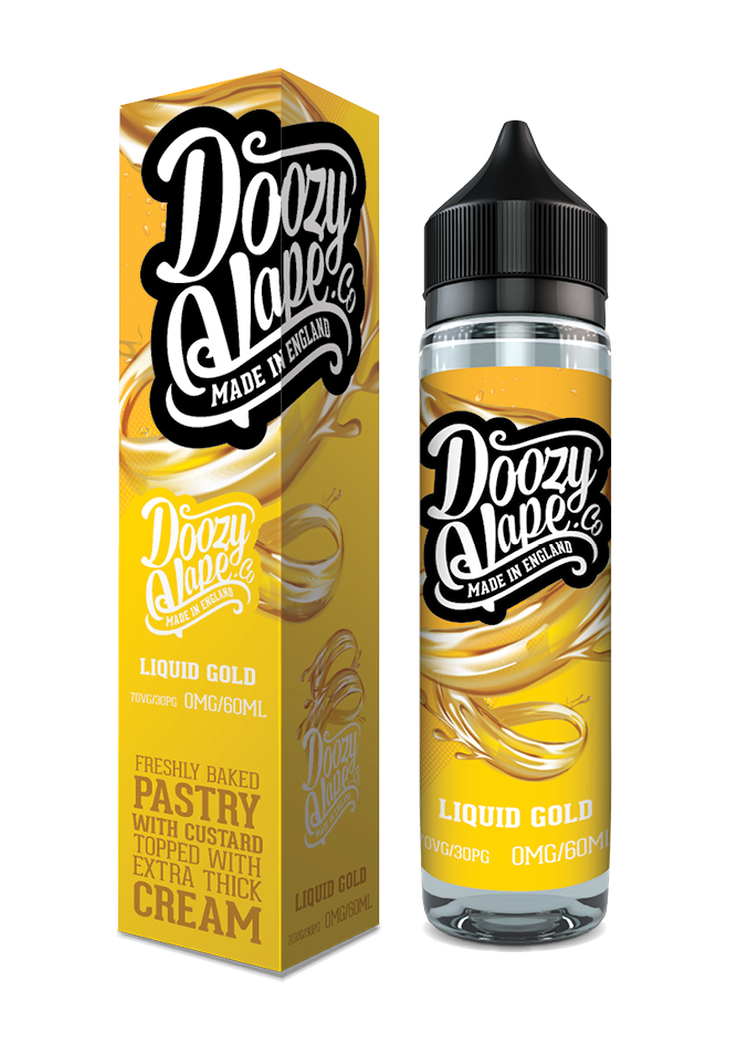 Doozy Dessert Collection - Liquid Gold