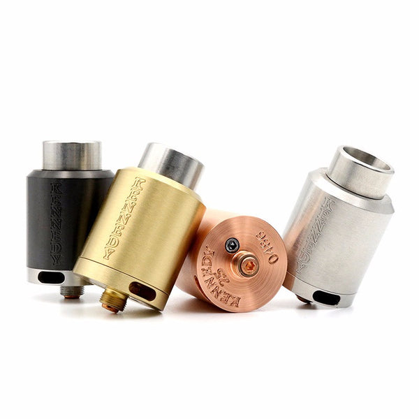 Kennedy style 25mm RDA - Vape Gold Coast