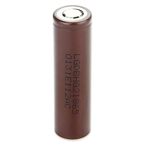LG HG2 3000mAh 20A battery - Vape Gold Coast