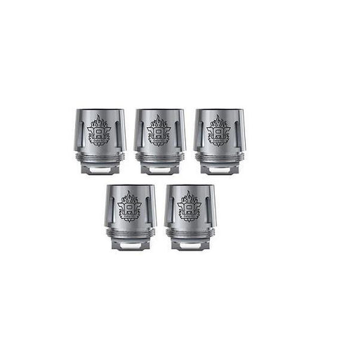 Replacement Coil 0.25 Ohm - SMOK TFV8 big baby/baby beast - M2 Dual coil - Vape Gold Coast