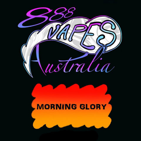 888Vapes - Morning Glory - Vape Gold Coast