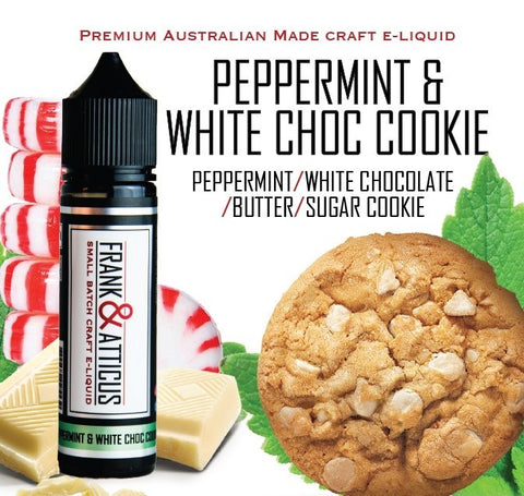 Frank & Atticus - Peppermint and White Choc Cookie