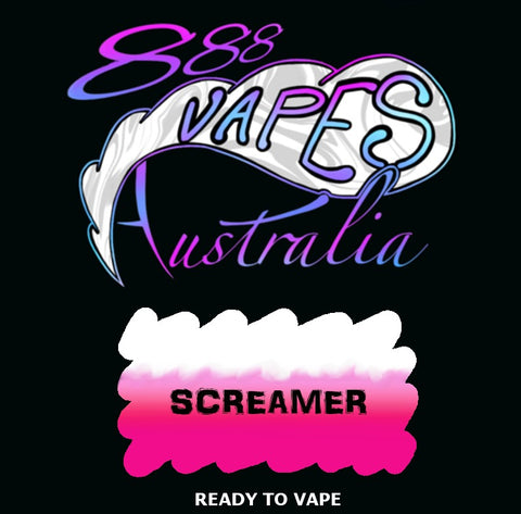 screamer 888 vapes australia ejuice vape
