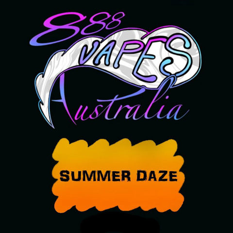 888Vapes - Summer Daze - Vape Gold Coast