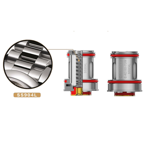 Uwell Crown 4 ( IV ) - Replacement Coils