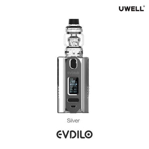 Uwell Evdilo 200W Starter Kit with Valyrian II 6ml Tank Dual 18650 | 20700 | 21700
