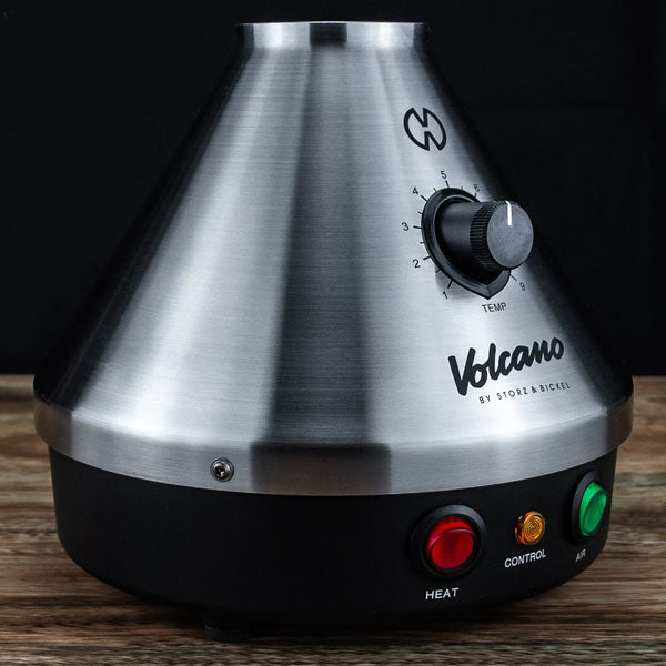 Buy Storz and & Bickel Volcano classic dry herb vaporizer weed vaporiser Australia vape gold coast display pictire