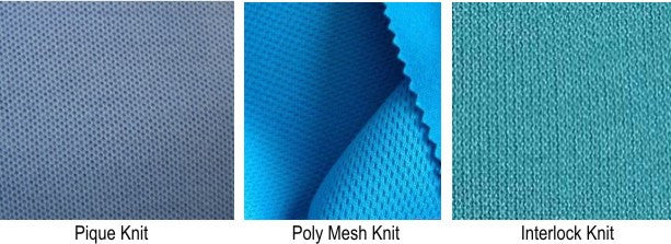 Materials used to make Polo Shirts