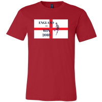 "Mens Tee ""England to Win"" WorldCup 2018 Tee Shirt"