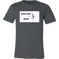 "Mens Tee ""England 2018"" World Cup 2018 Tee"