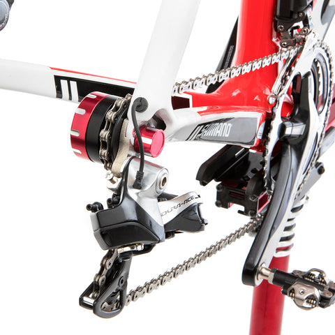 Feedback Sports Chain Keeper on Cyclocross Bike