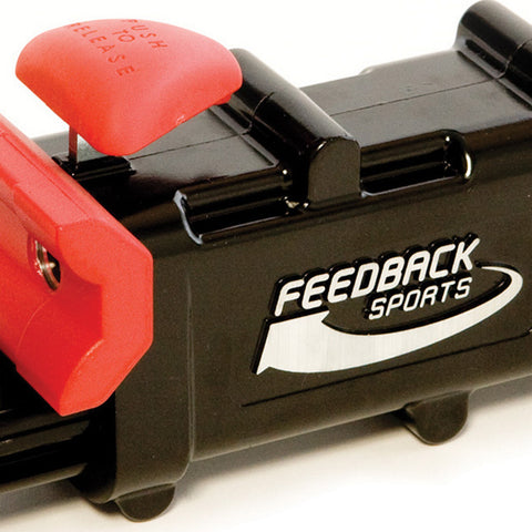 Feedback Sports Pro Elite Commercial Bike Repair Stand Clamp Closeup Detail