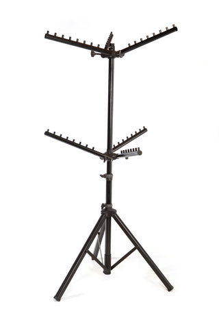 Feedback Sports Tripod Clothing Rack For Retail