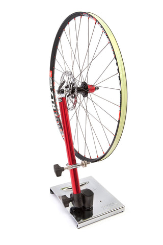 Feedback Sports Pro Truing Stand With Bike Wheel
