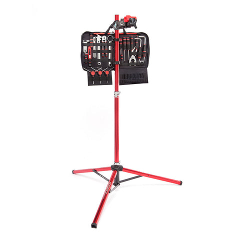 Feedback Sports Team Edition Tool Kit On Bike Repair Stand