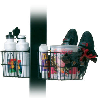 Velo Cache Bike Stand Storage Basket