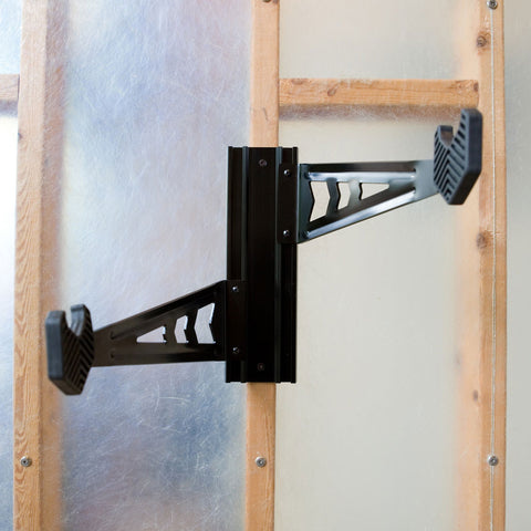 Velo Wall Rack With Adjustable Mounting Arms