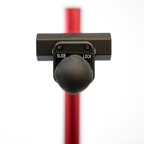 Feedback Sports Ultralight Bike Repair Stand Clamp Detail