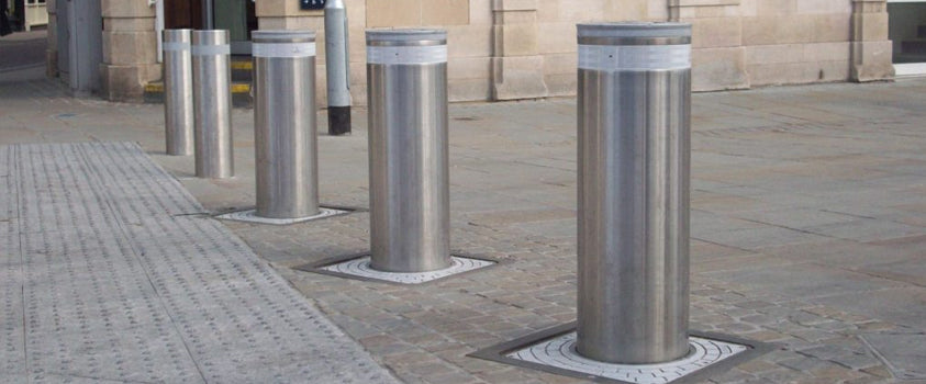The Rise of Automatic Bollards