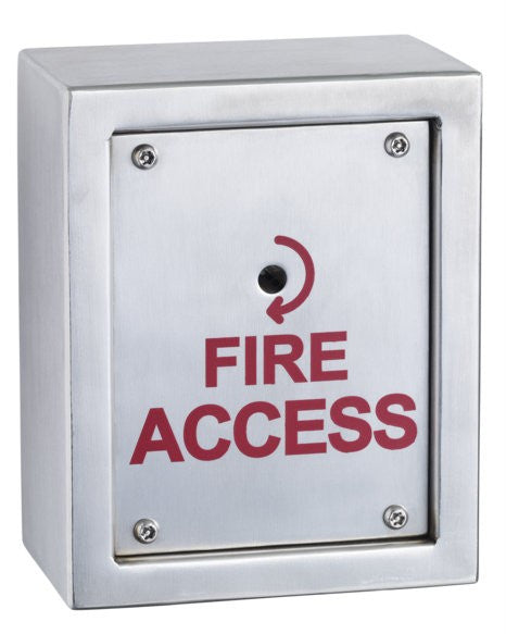 SURFACE MOUNT FIREMANS SWITCH