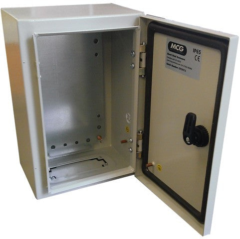 METAL ENCLOSURE IP65